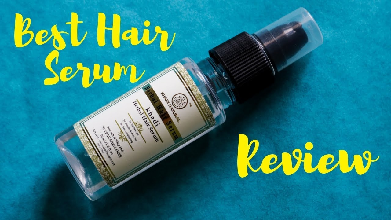 Best Hair Serum