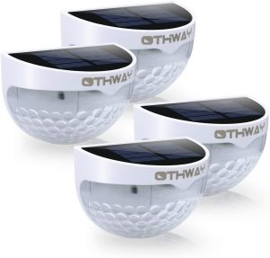 OTHWAY: Best Solar Lights With Compact Size