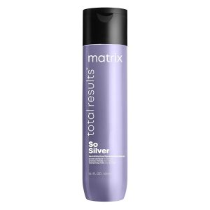 Matrix Total Results So Silver: Best Purple Shampoo For Brunettes